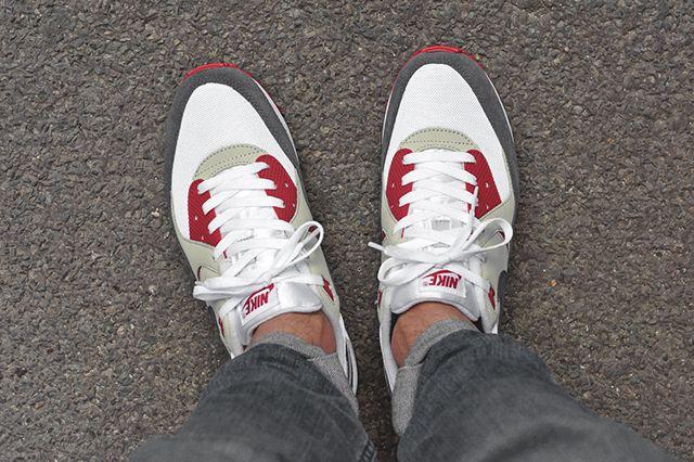 Nike Air Max Light Gym Red 1
