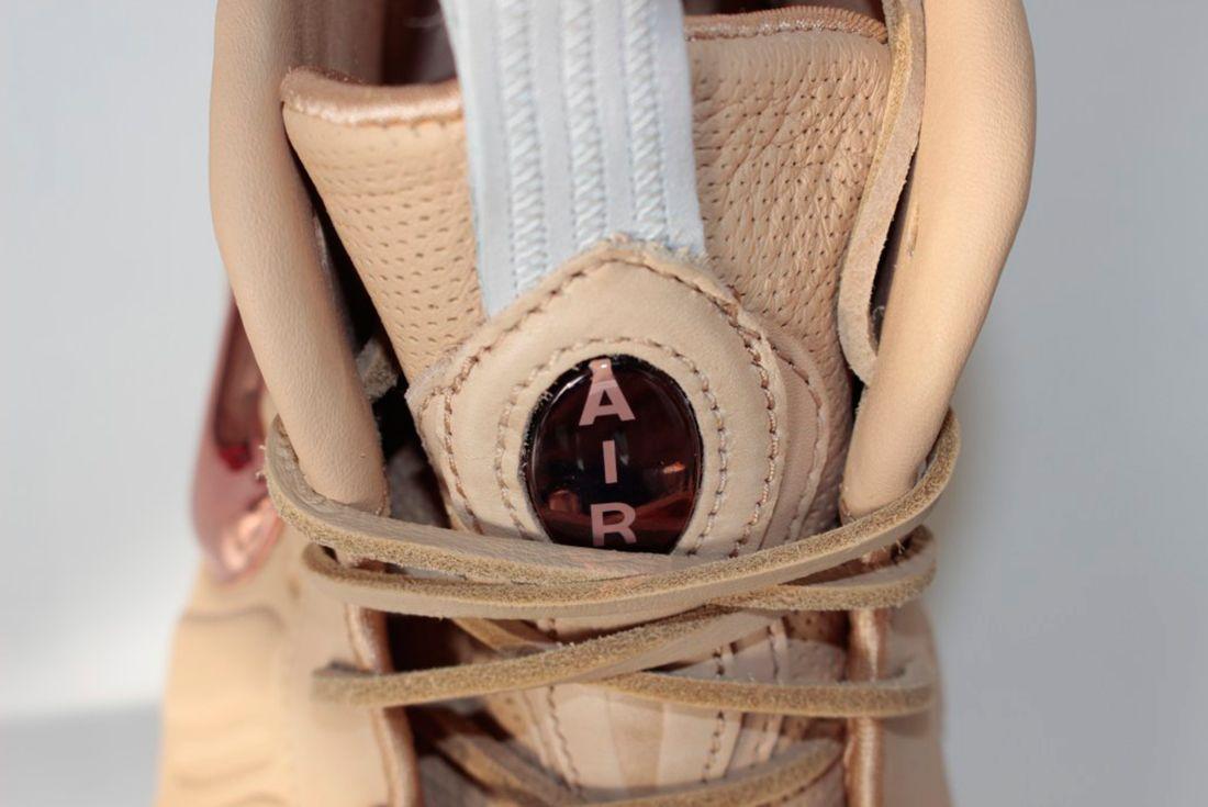 Nike Air Foamposite Vachetta Tan 7