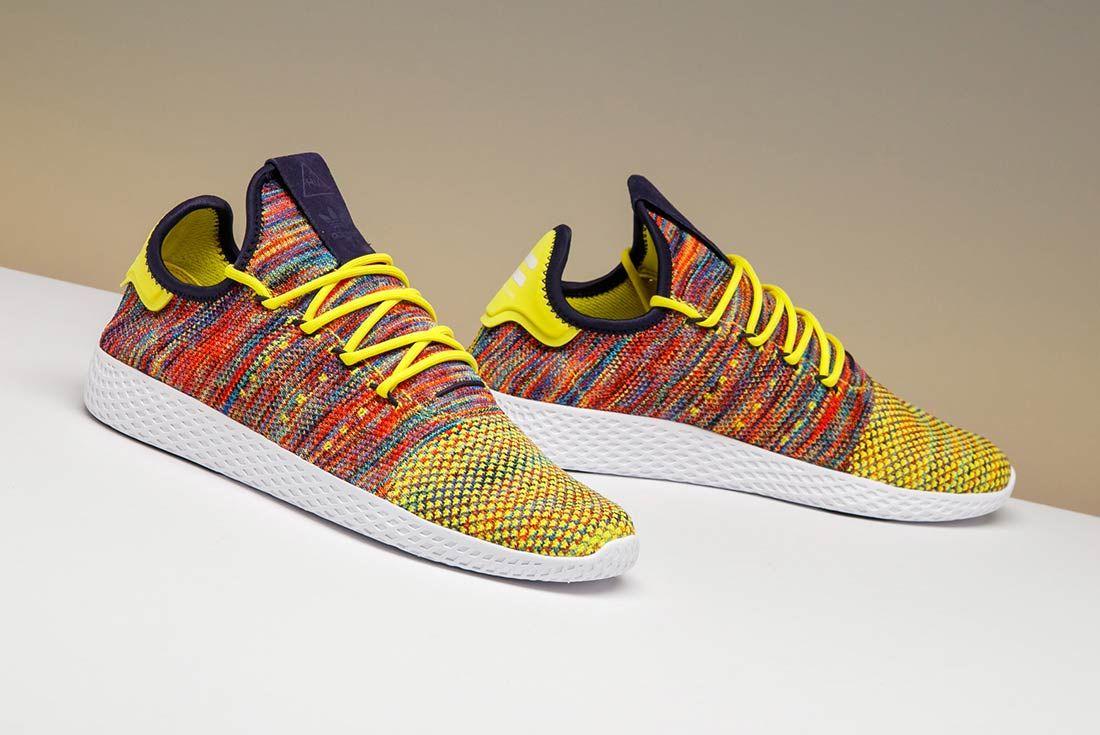 Pharrell Williams X Adidas Tennis Hu 4
