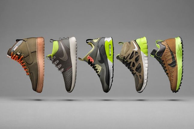 Nike Snearboots 2013 Collection 1