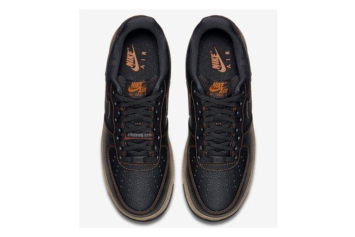 Nike Af1 Elite Black Tan 3