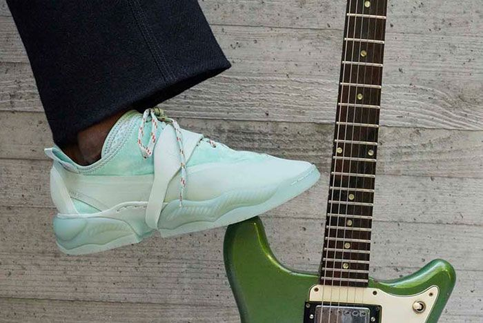 Oamc X Adidas Collection Type 1 On Foot2