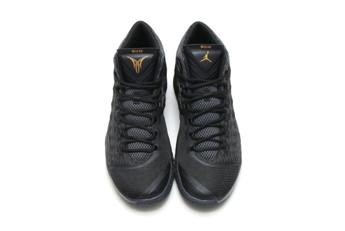 Jordan Melo M13 Revealed In Black Gold4