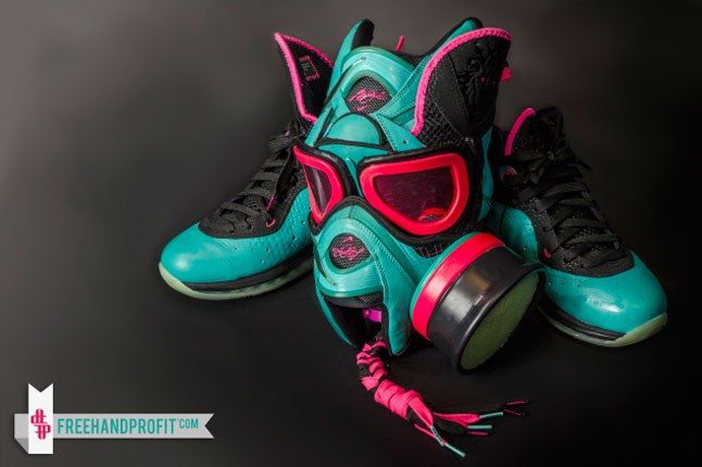 South Beach Gasmask 1