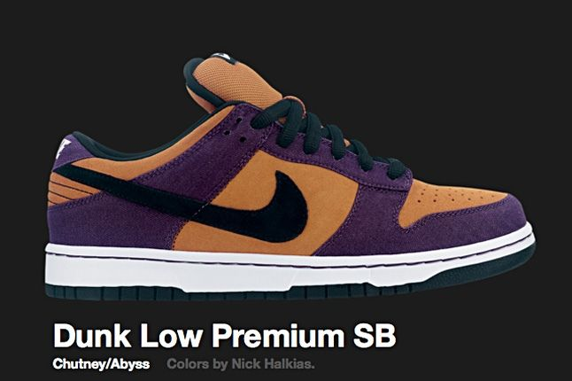 Nike Chutney Dunk Low Sb 2009 1