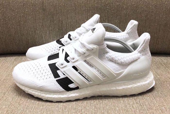 Undefeated X Adidas Ultraboost White Black Release Details Sneaker Freaker 2