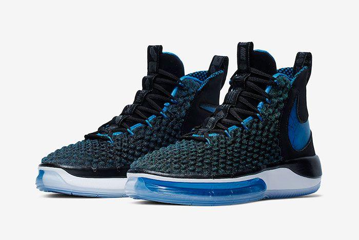 Nike Alpha Dunk Pure Magic Black Photo Blue Bq5401 002 Release Date Pair