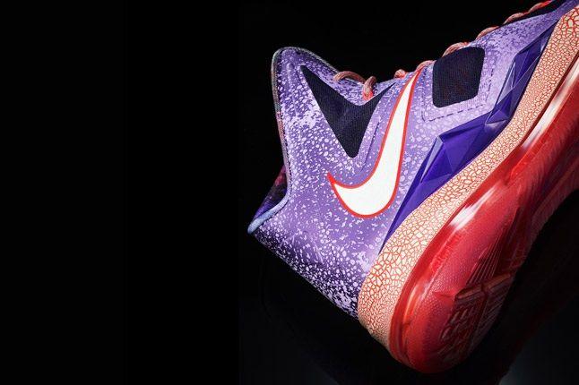 Nike Allstar Houston Lebron Heel 1