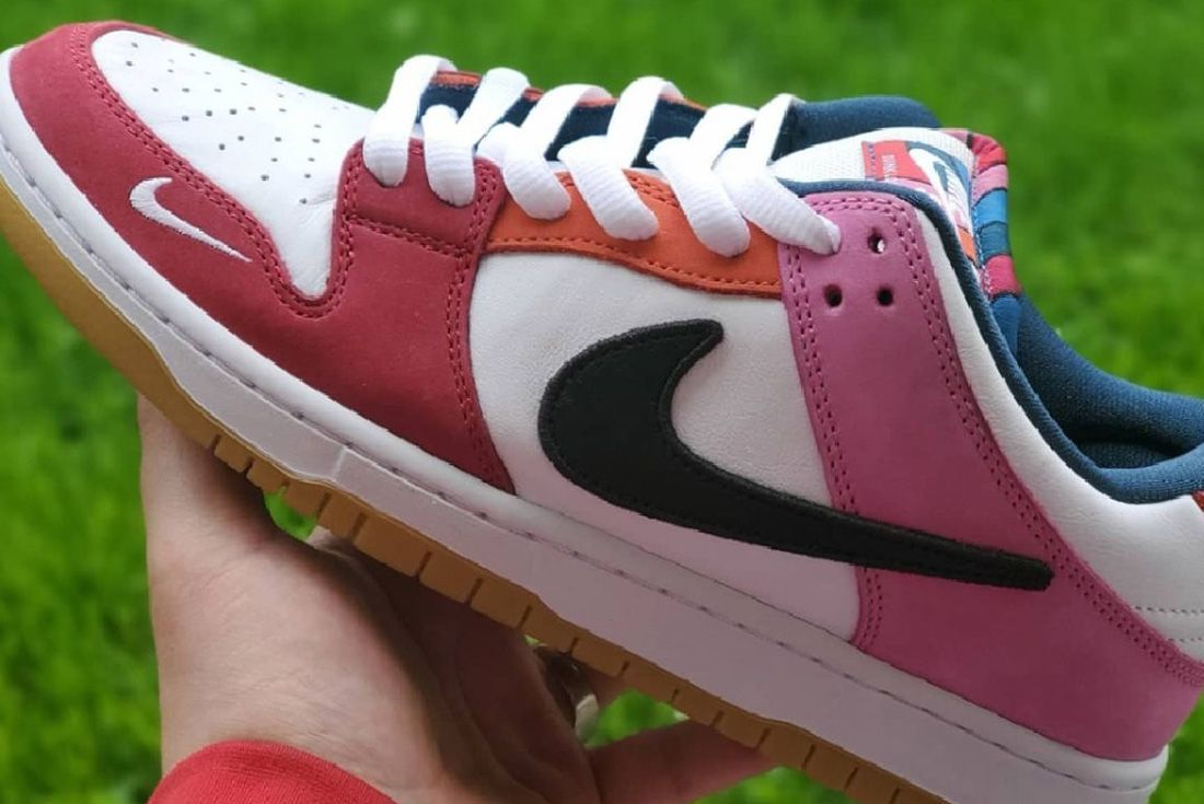 Parra x Nike SB Dunk Low 'Friends and Family' leak