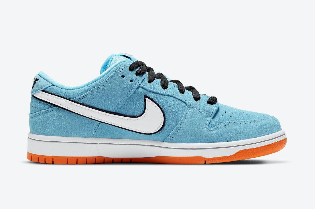 Nike SB Dunk Low Gulf