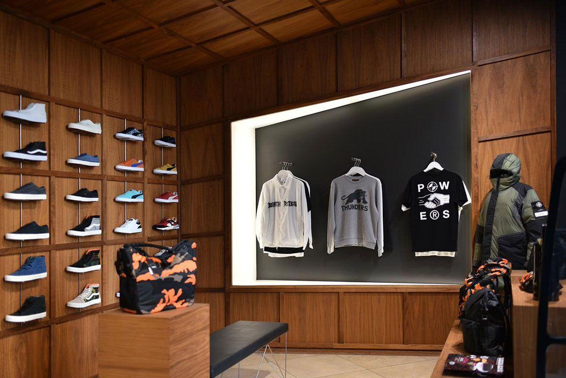 Firmament Berlin Sneaker Wall