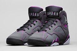 Air Jordan 6 Wmns Grey Grape