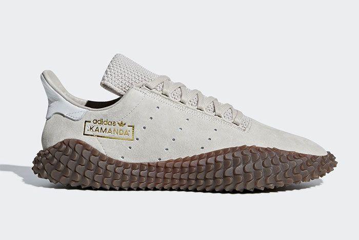 Adidas Kamanda Brown Town 8