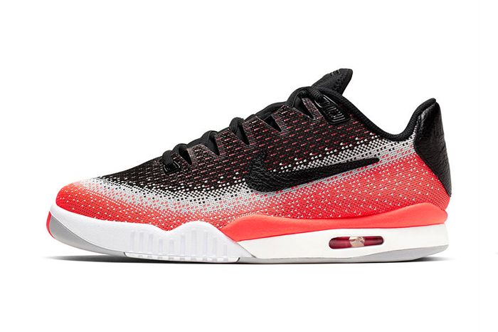 Nikecourt Vapor X Tc Knit Hot Lava Release Date Lateral