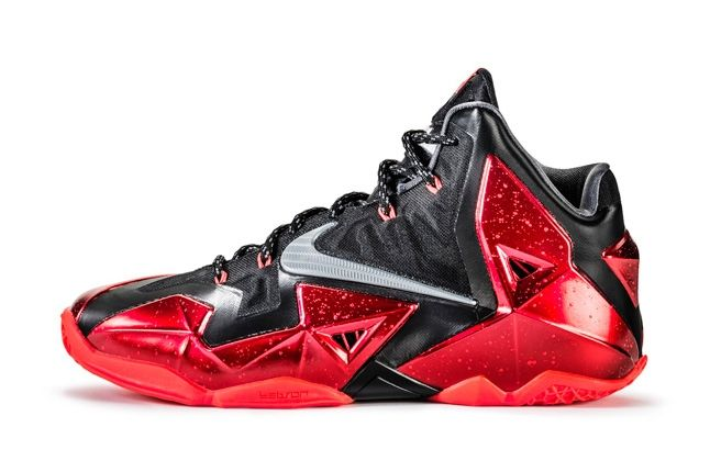Nike Lebron 11 Away Edition 10