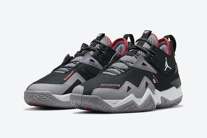 Jordan Westbrook One Take Black Cement Pair
