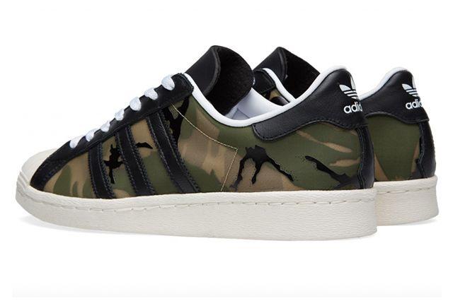 Kzk X Clot X Adidas Originals Superstar 3