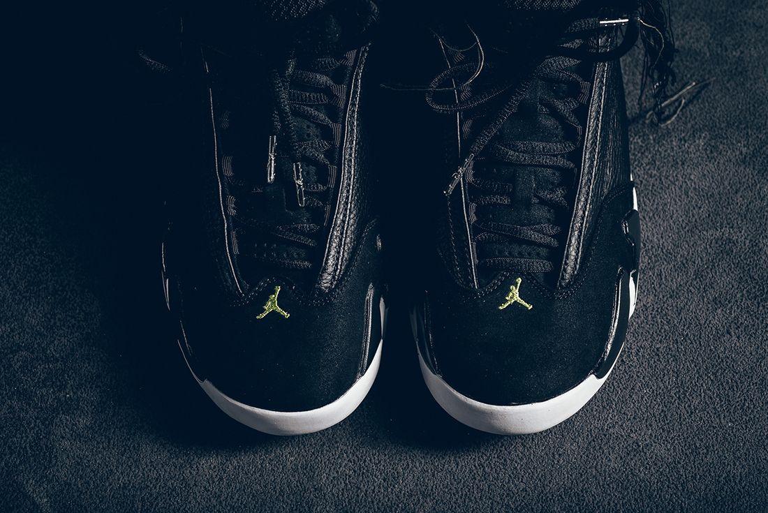 Air Jordan 14 Indiglo6
