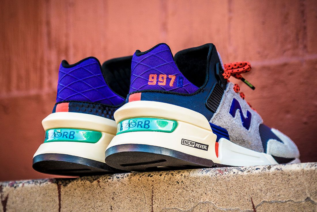 Nb997 S Bodega Sneaker Freaker Exclusive Up Close Rear