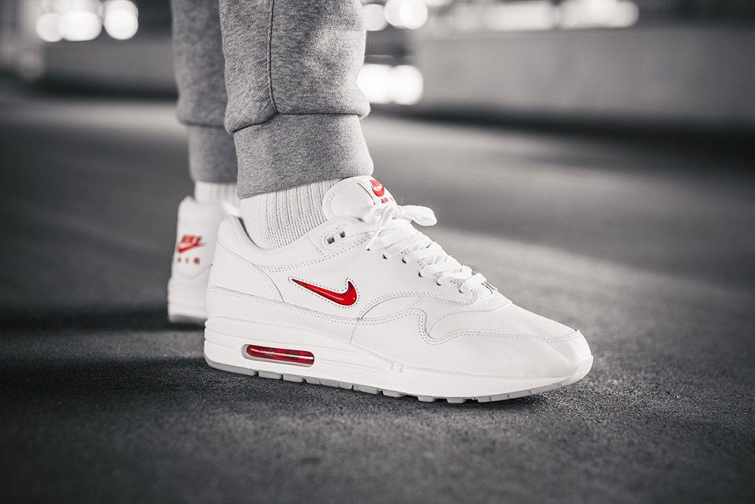 Nike Air Max 1 Jewel Red 3