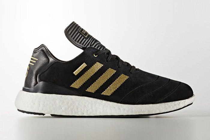 Adidas Busenitz Pure Boost Black Gold 10 Year Anniversary 2