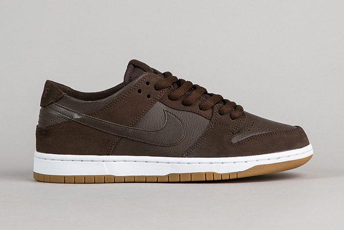 Nike Sb Dunk Low Pro Ishod Wair Baroque Brown 1