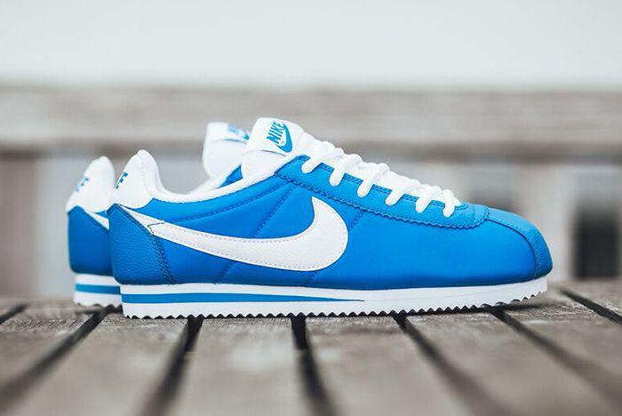 Nike Cortez Gs Photo Blue2