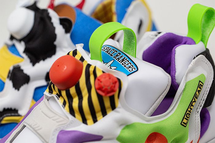 Bait Reebok Instapump Fury Toy Story 4 Buzz Tongue