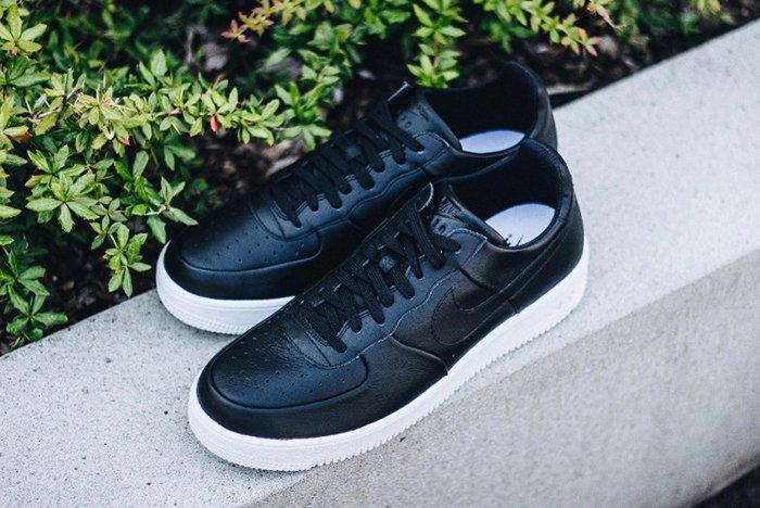 Nike Air Force 1 Ultraforce Leather Black White2