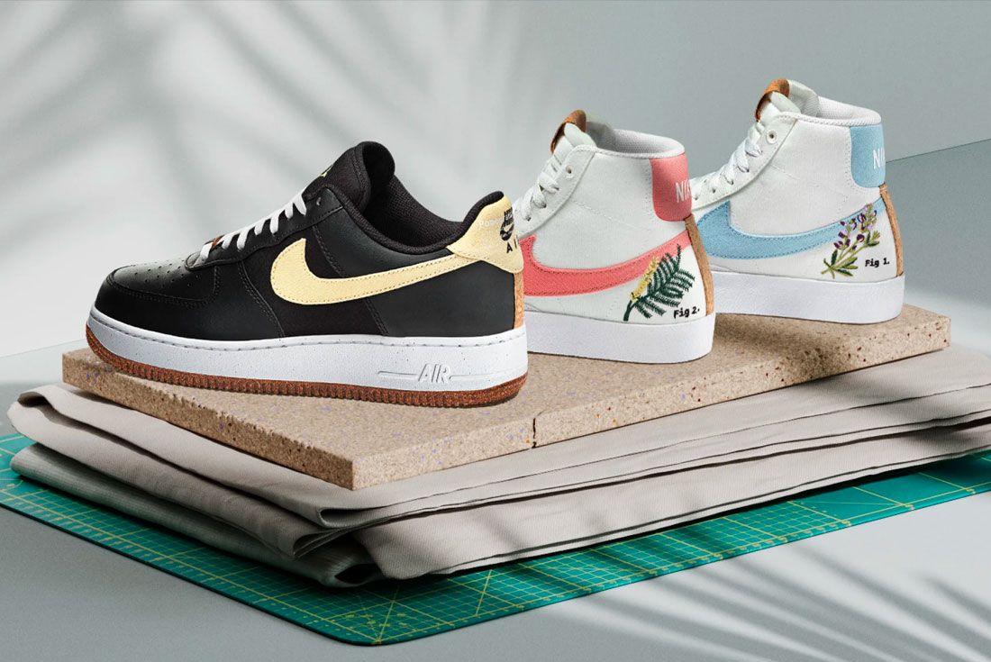 Nike Cork Plant Pack