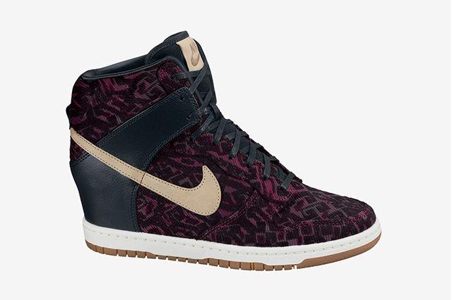Nike Dunk Hi Purple Dynasty