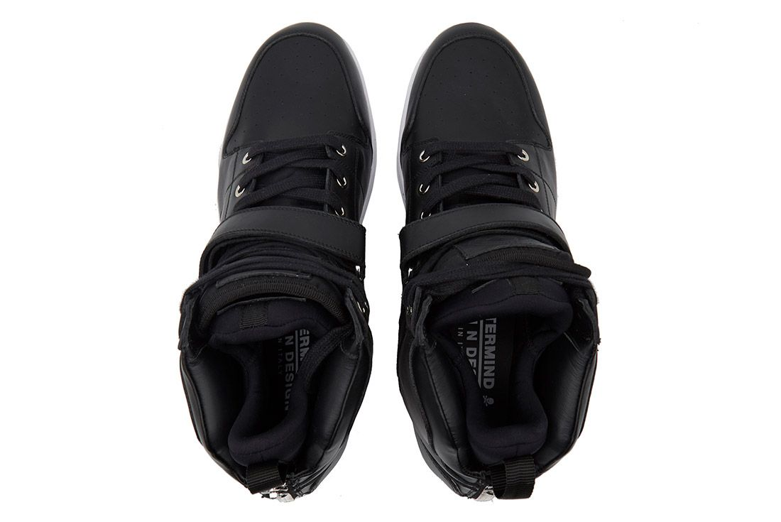 Search Ndesign X Mastermind Ghost Sox Sneaker Freaker Black 4