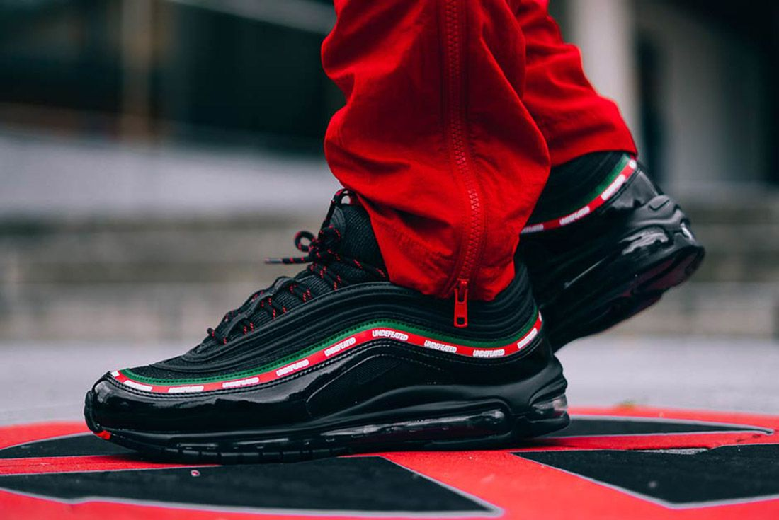 Undefeated Nike Air Max 97 7