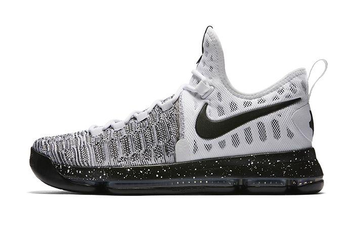 Nike Zoom Kd 9 Oreo 1