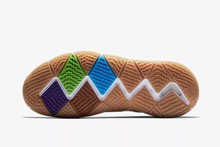 Nike Kyrie 4 Cinnamon Toast Crunch Release Date 2