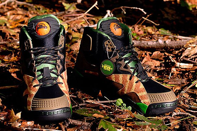 Extra Butter Reebok Pump Oxt Sheriff Detailed Images 6 1