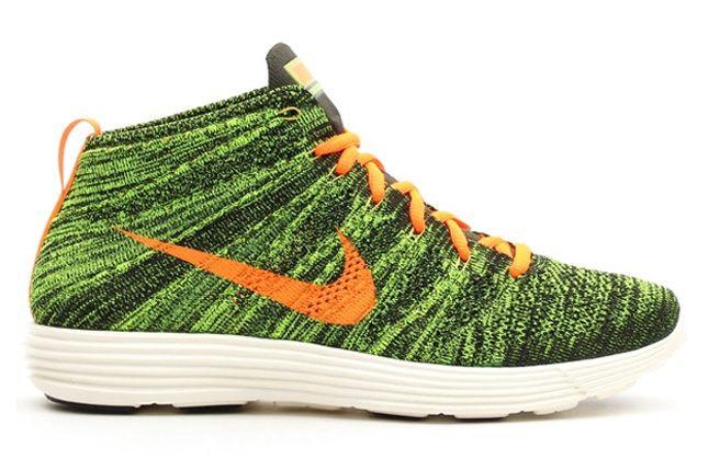 Nike Lunar Chukka Flyknit Fall13 2