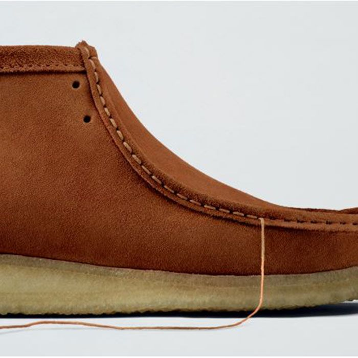 Clarks Wallabee Stitch