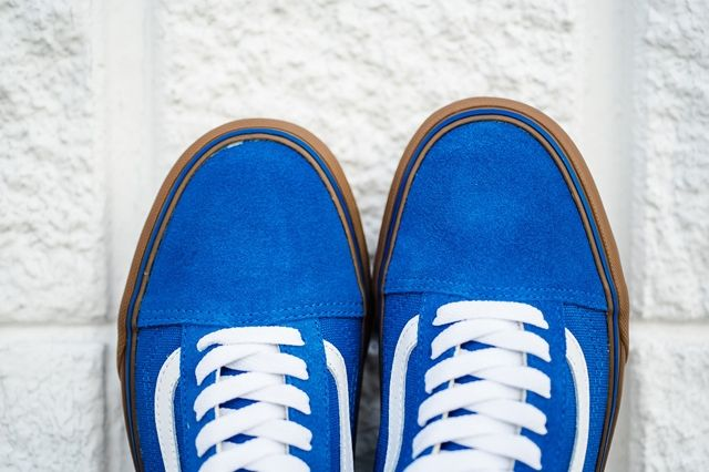 Vans Old Skool Olympian Blue Gum 3