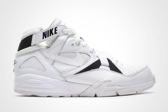 Nike Air Trainer Max 91 White Black Thumb