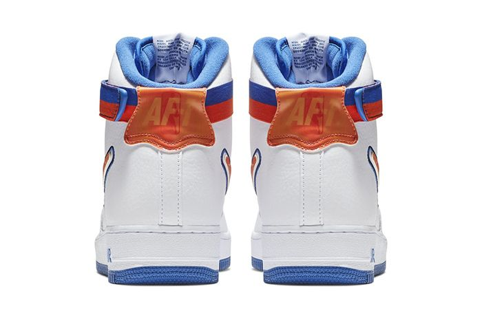 Nike Air Force 1 High Knicks 3