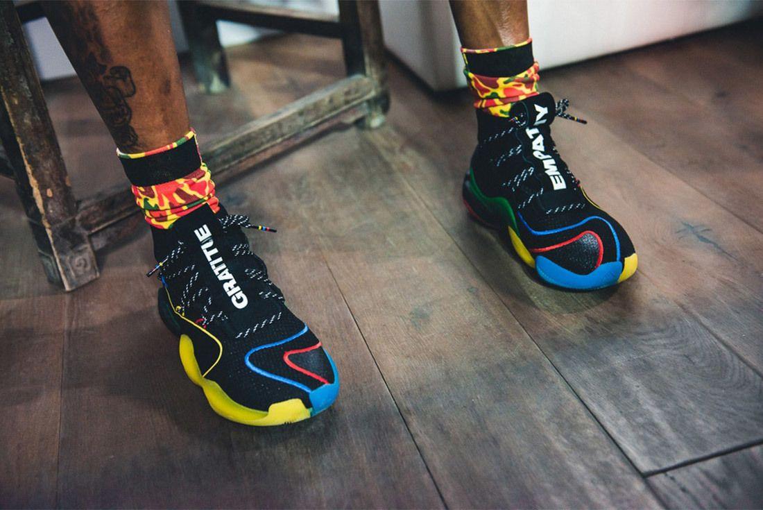 Pharrell Adidas Crazy Byw X 2