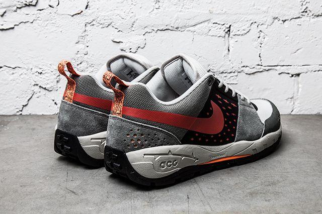 Nike Air Alder Red Grey