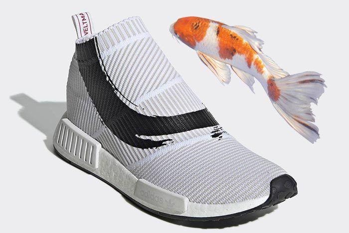 Adidas Nmd City Sock Koy Fish Hero