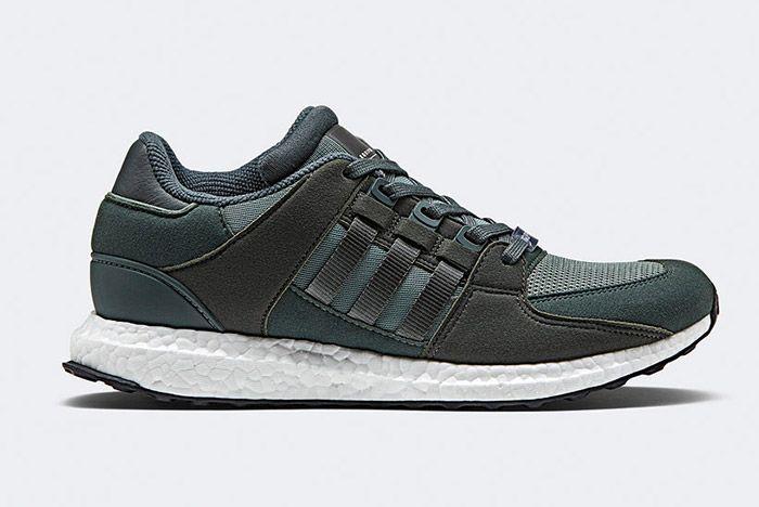 Adidas Eqt Boost Trace Green 1