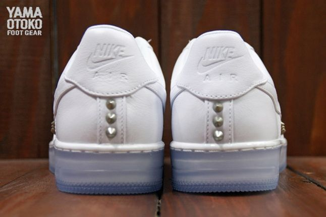 Nike Air Force 1 Spike Heel 1