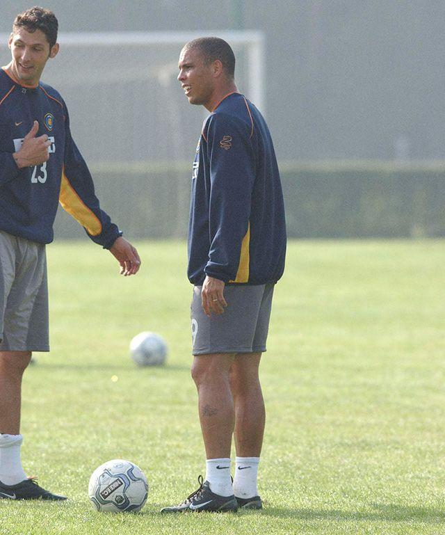 Ronaldo Nike Fc 3