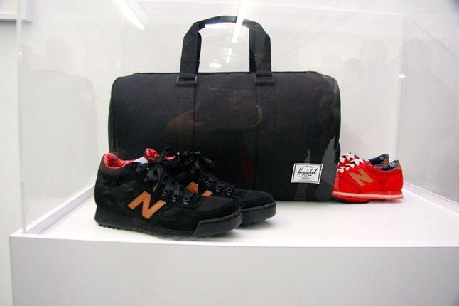 Nb Herschel Recap Bag Shoe 2 1
