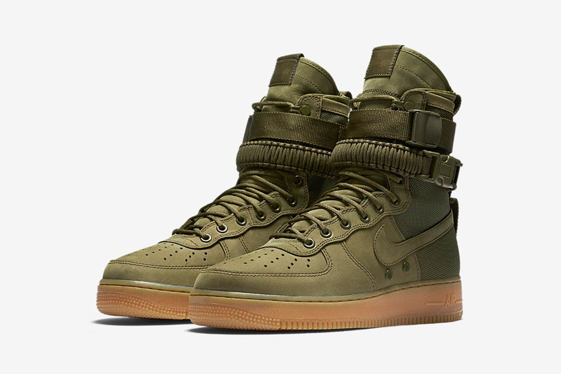 Nike Sf Air Force 1 15