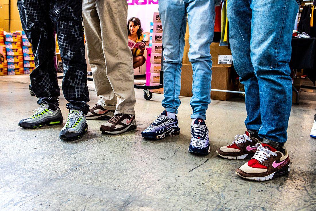 Sneaker Freaker Swap Meet October 2019 On Foot24